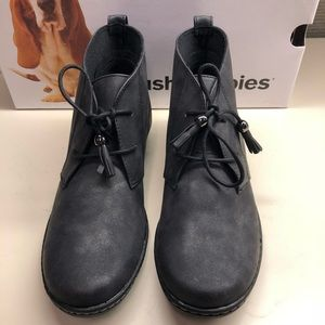 Shoes - Brand new Hush Puppies booties